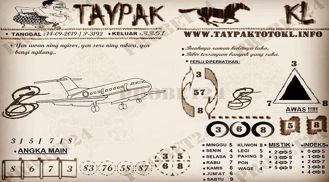 TAYPAK TOTOKL P-3192