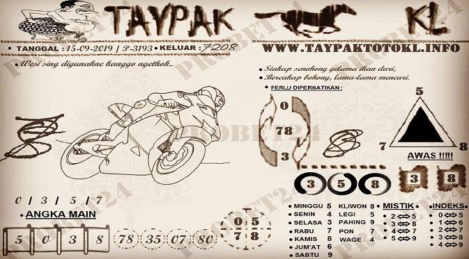 TAYPAK TOTOKL P-3193