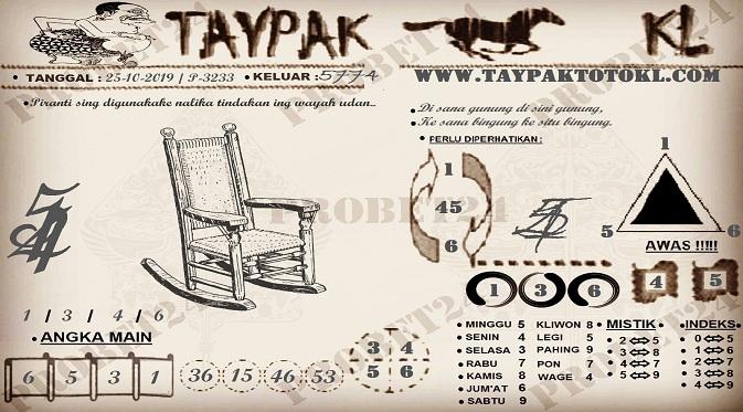 Taypak Kudalari 25-10-2019