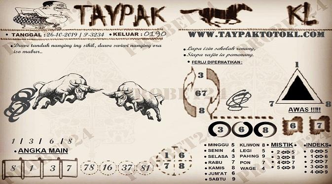 Taypak Kudalari 26-10-2019