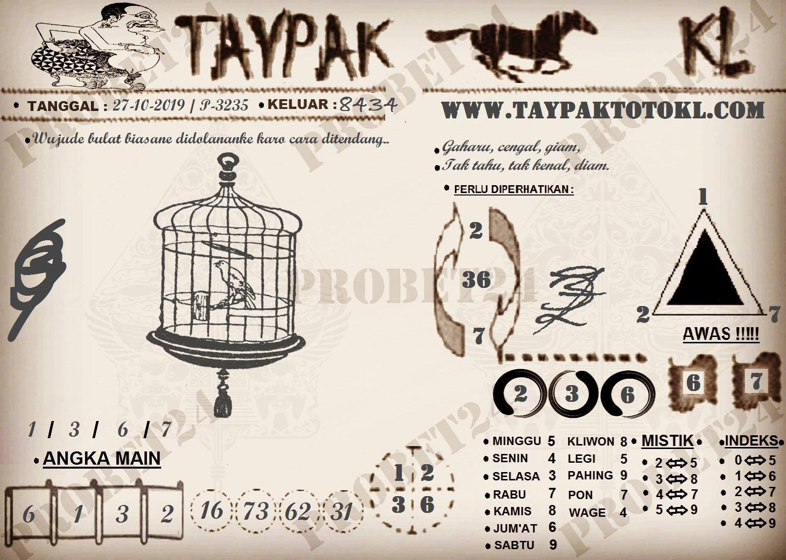 Taypak Kudalari 27-10-2019
