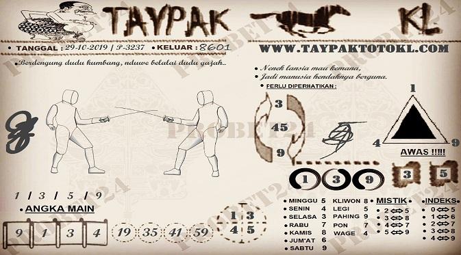 Taypak Kudalari 28-10-2019