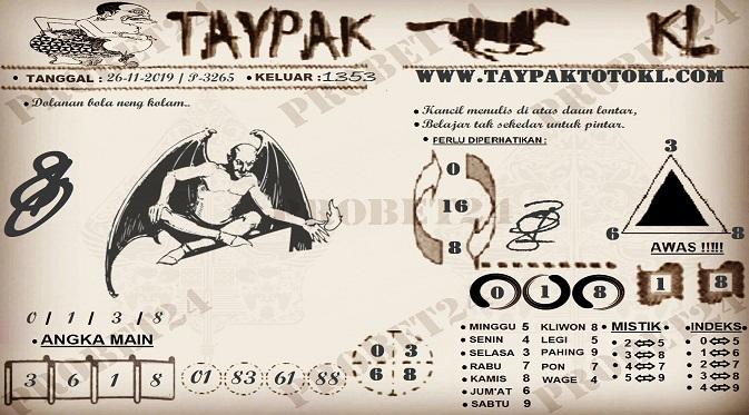 TAYPAK KUDA LARI 3265