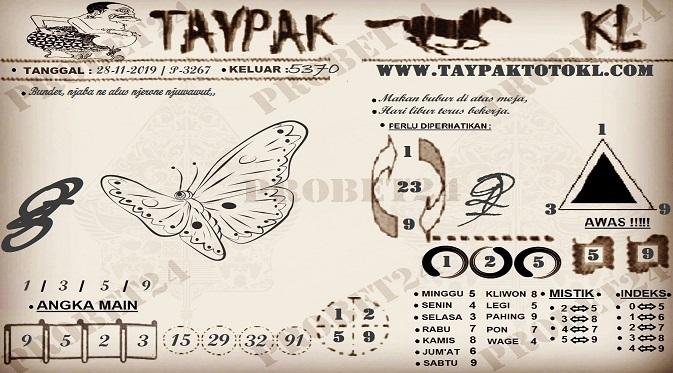TAYPAK TOTOKL 3267