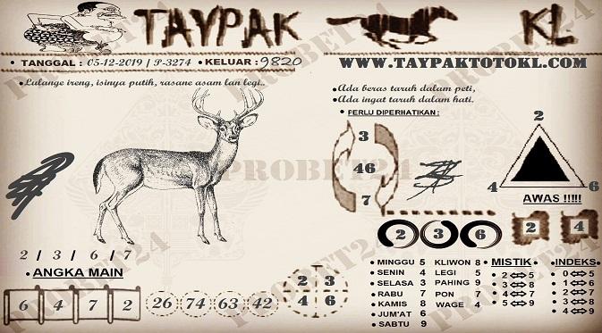 TAYPAK TOTOKL 3274