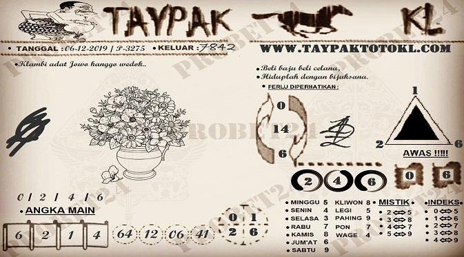 TAYPAK TOTOKL 3275