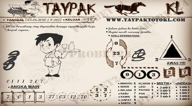 TAYPAK TOTOKL 3457
