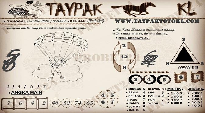 TAYPAK TOTOKL 3482