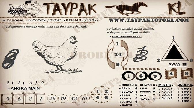 TAYPAK TOTOKL 3511