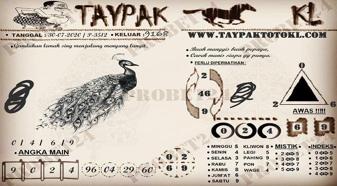 TAYPAK TOTOKL 3512