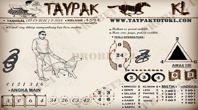 TAYPAK TOTOKL 3514