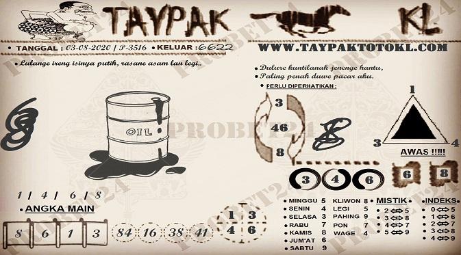 TAYPAK TOTOKL 3516