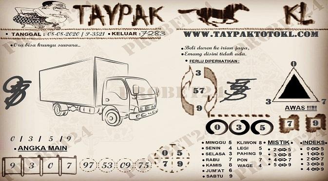 TAYPAK TOTOKL 3521