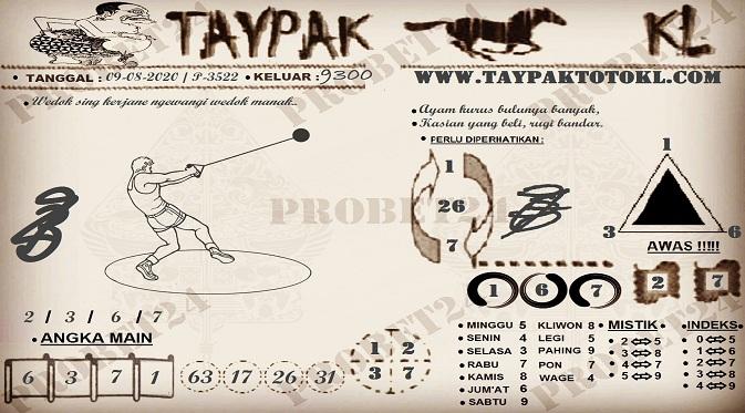 TAYPAK TOTOKL 3522