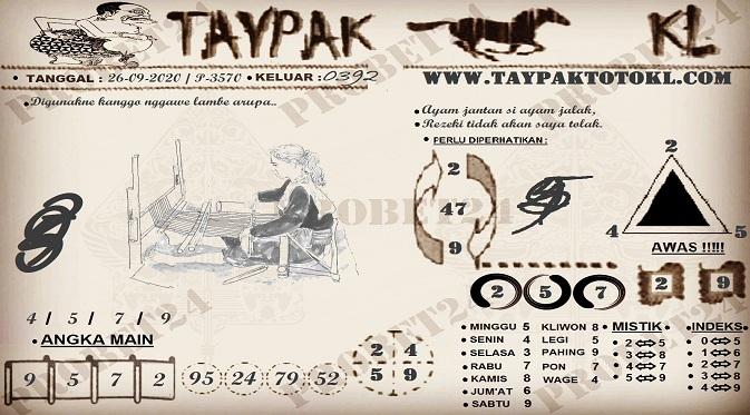 TAYPAK TOTOKL 3570