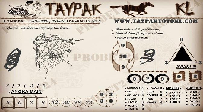TAYPAK TOTOKL 3589
