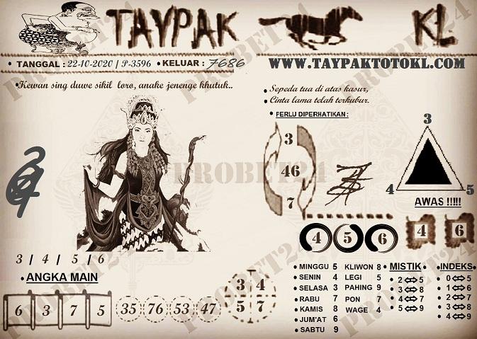 TAYPAK TOTOKL 3596