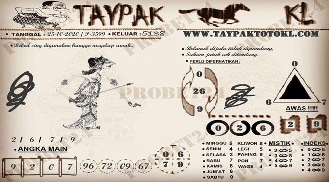 TAYPAK TOTOKL 3599-1