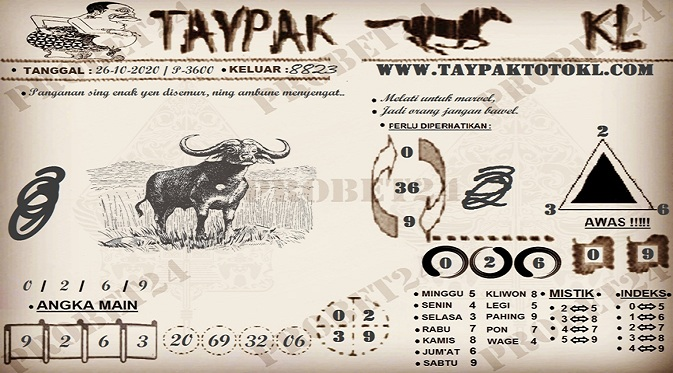 TAYPAK TOTOKL 3600-1