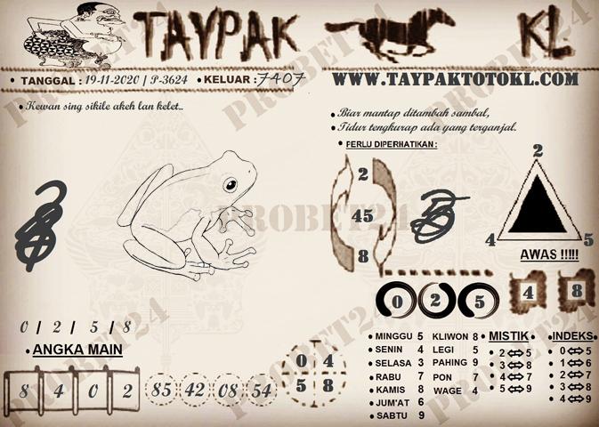 TAYPAK TOTOKL 3623