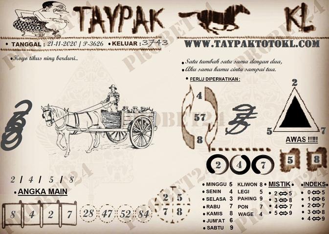 TAYPAK TOTOKL 3626