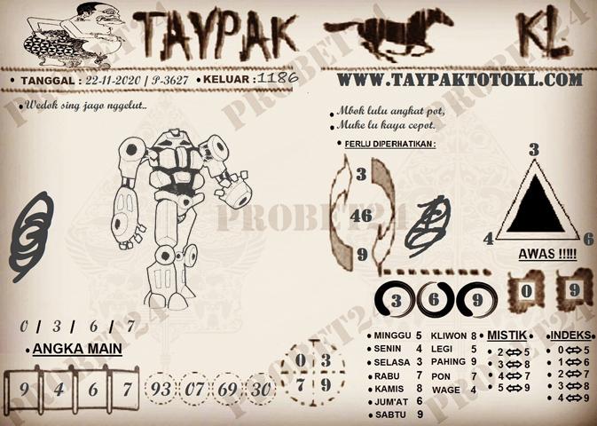 TAYPAK TOTOKL 3627