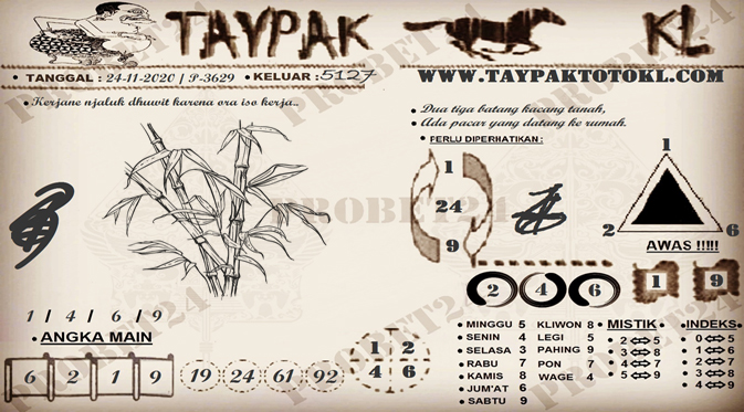 TAYPAK TOTOKL 3629-1