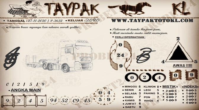 TAYPAK TOTOKL 3632-1