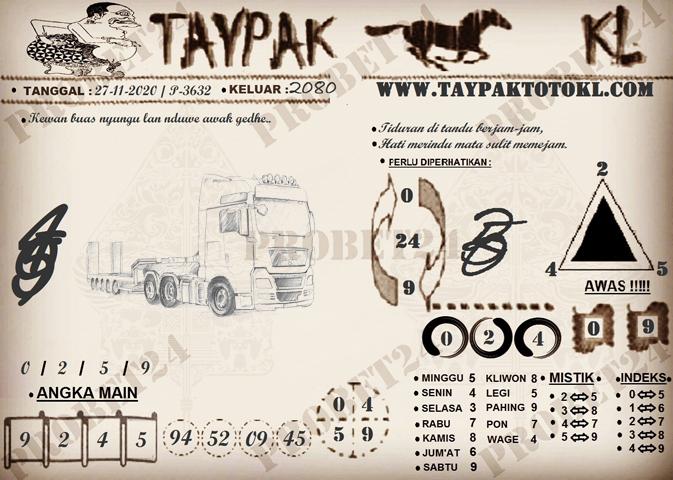 TAYPAK TOTOKL 3632