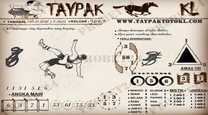 TAYPAK TOTOKL 3633-1