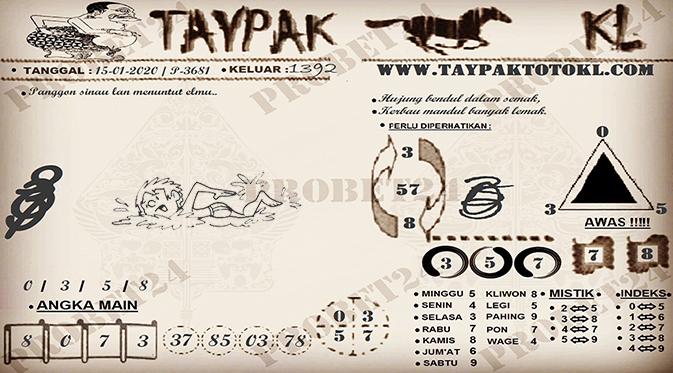 TAYPAK TOTOKL 3681-1