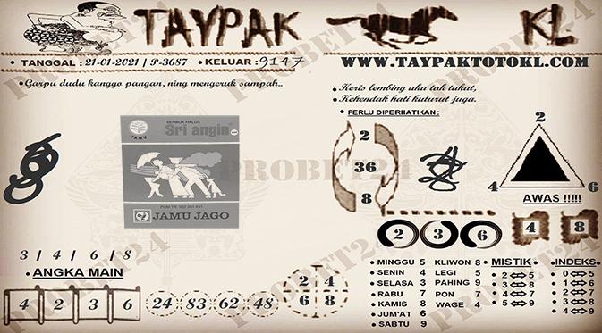 TAYPAK TOTOKL 3687-1