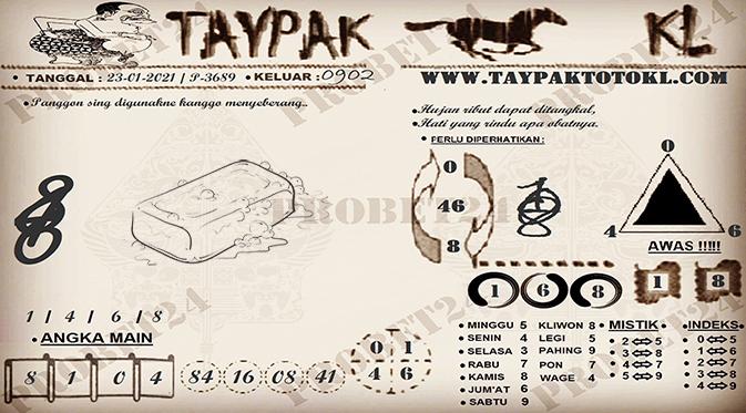 TAYPAK TOTOKL 3689-1