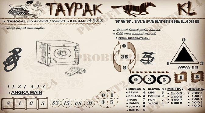 TAYPAK TOTOKL 3693-1