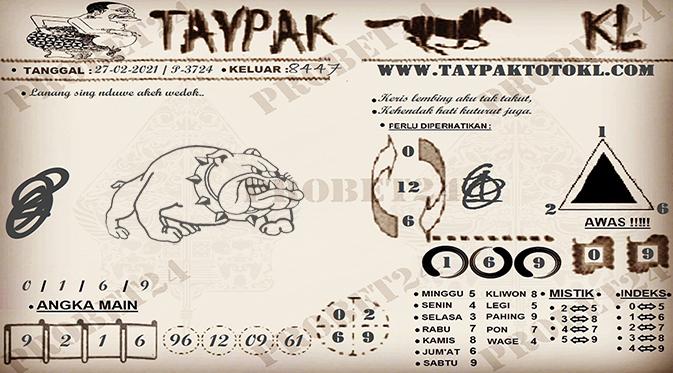 TAYPAK TOTOKL 3724-1