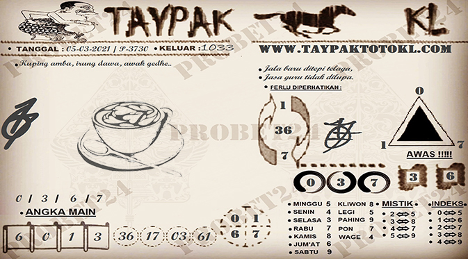 TAYPAK TOTOKL 3730-1