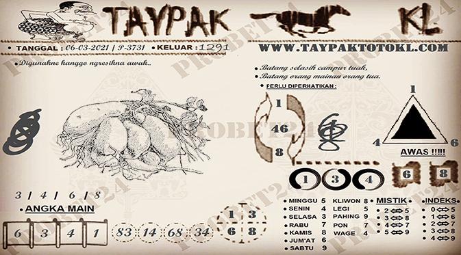 TAYPAK TOTOKL 3731-1