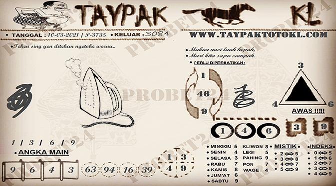 TAYPAK TOTOKL 3735-1