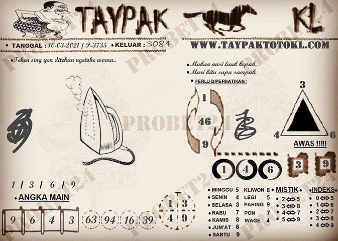 TAYPAK TOTOKL 3735