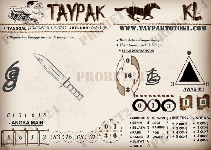 TAYPAK TOTOKL 3738