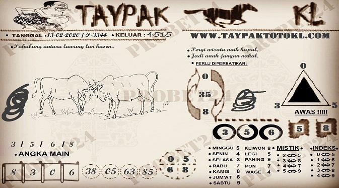TAYPAK KUDA LARI 3344 - TAYPAK TOTOKL